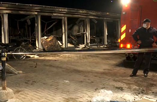 SDSM enlists the World Bank in its attempts to focus the blame for the Tetovo fire on the DUI party