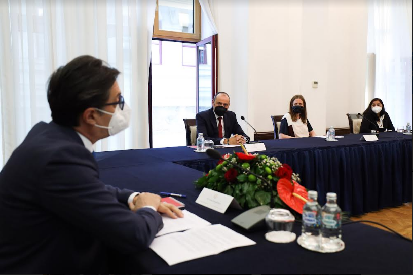 Unique approach to drafting a document for long-term development strategy of Macedonia harmonized