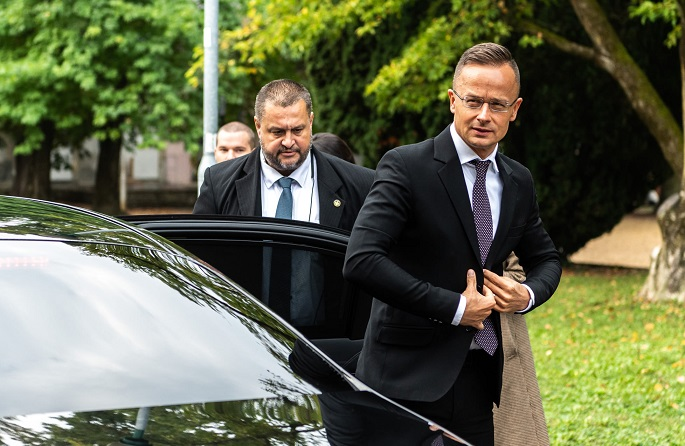 Hungary rejects criticism from Ukraine after it secured a new gas supply agreement