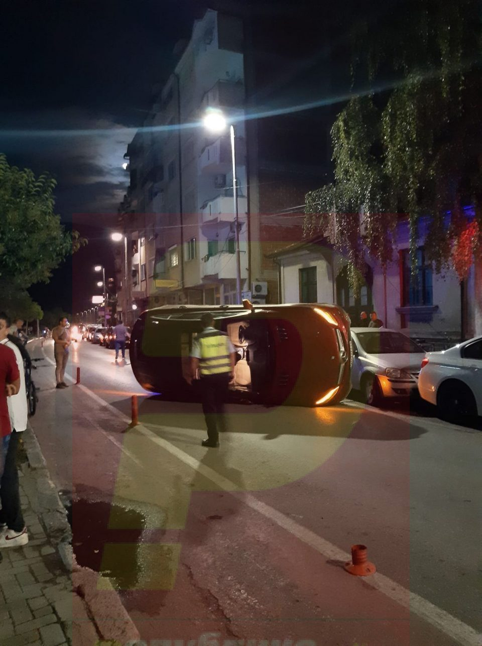 Serious traffic accident in Ohrid
