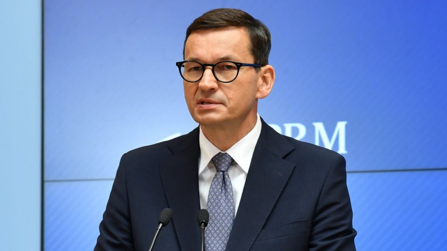Morawiecki: PiS wanting Poland to withdraw from EU is manipulation and false propaganda