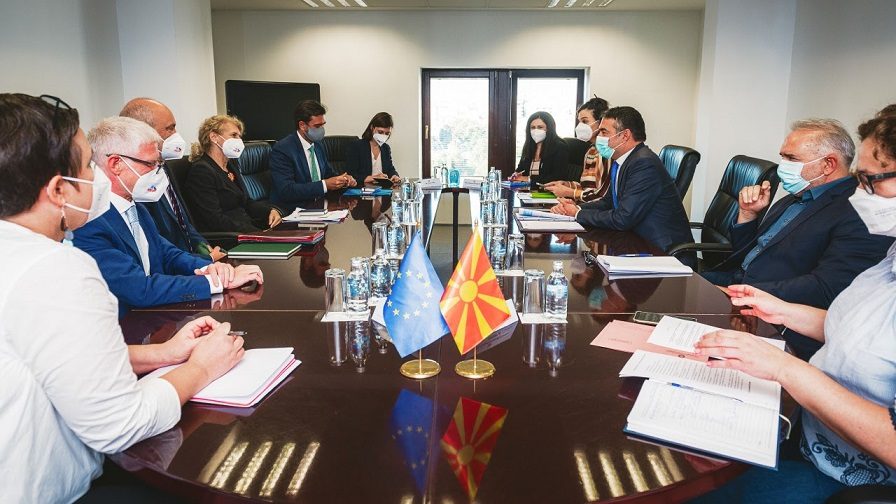 Dimitrov-Matuella: Macedonia remains firmly committed to the reform process in key areas