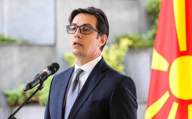 Pendarovski will represent Macedonia at the UN General Assembly