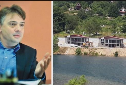 Mayor Silegov is misrepresenting the value of his ski villa in Mavrovo