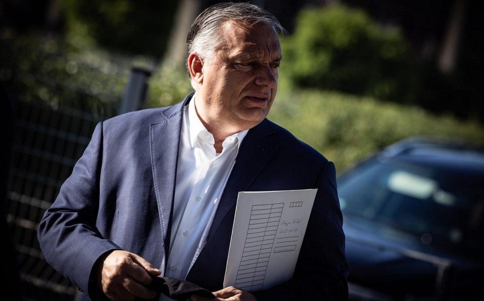 Orban doesn't want migrants, responds sharply to Ukraine