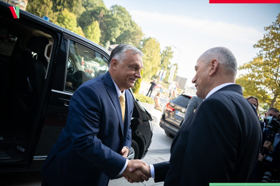 Orban: Central European economic area emerging faster from crisis