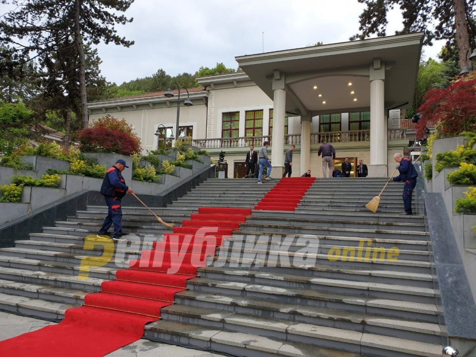President Pendarovski's Office on the newly released non-paper: No document has been sent from Sofia to Skopje