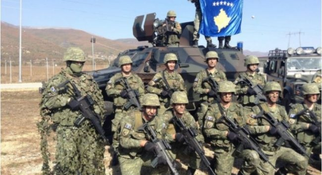 Zaev signed agreement allowing the Kosovo army to enter and stay in Macedonia