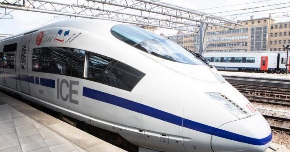 EU train to stop at Skopje railway station on Monday at 10 pm