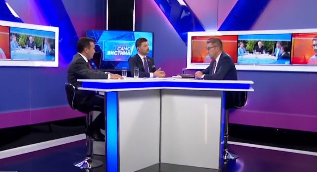LIVE STREAM: Hristijan Mickoski and Zoran Zaev TV duel