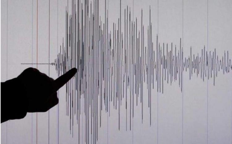 Earthquake felt in Vinica