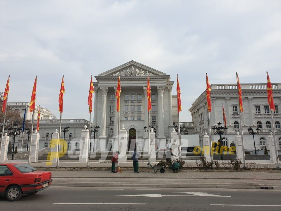 Joint session in Skopje of Macedonia and Kosovo governments