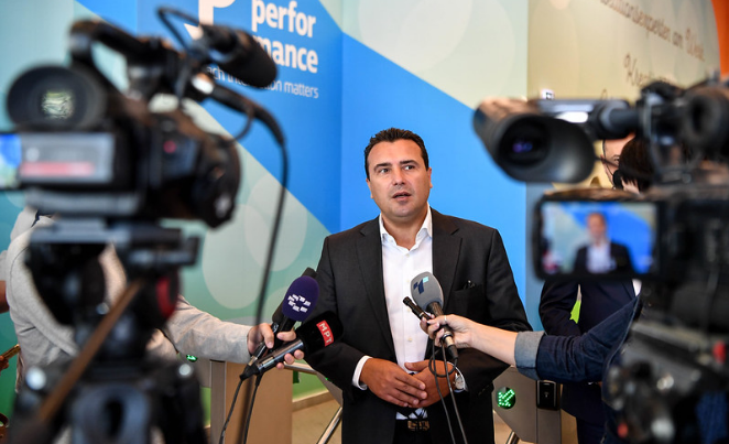 Zaev: No monument will be removed