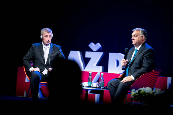 Orban: Brussels needs servile governments