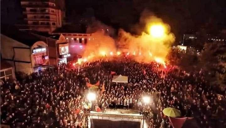 Misajlovski: We need victory in Gazi Baba, in Skopje, in all of Macedonia!