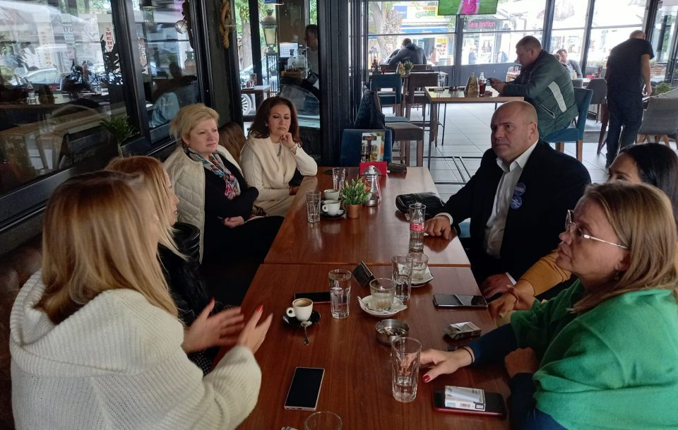 Dimitrievski pledges assistance to Kumanovo travel agencies
