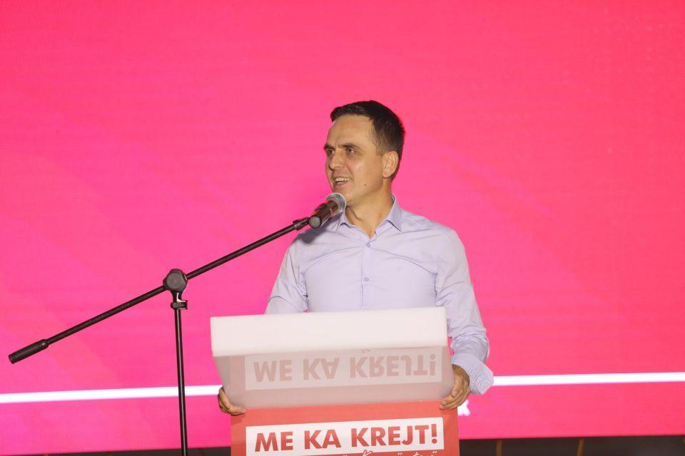 Kasami: My priority for Tetovo will be urbanism