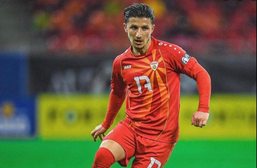 Bardhi is out from the games against Germany and Lichtenstein