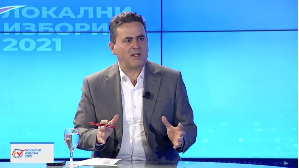 Selmani: VMRO-DPMNE's coalition with Alliance and Alternative is a very strong message