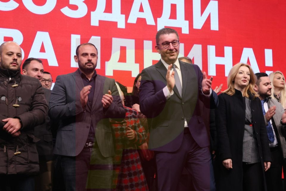 Mickoski: We will win for our young people