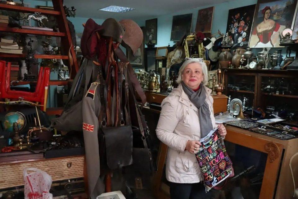 Kotlar: I will support the artisans of Skopje's Old Bazaar
