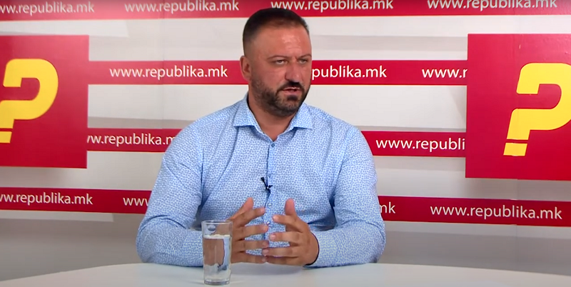 Stojmenovski: I am determined to start working from the first day after October 17