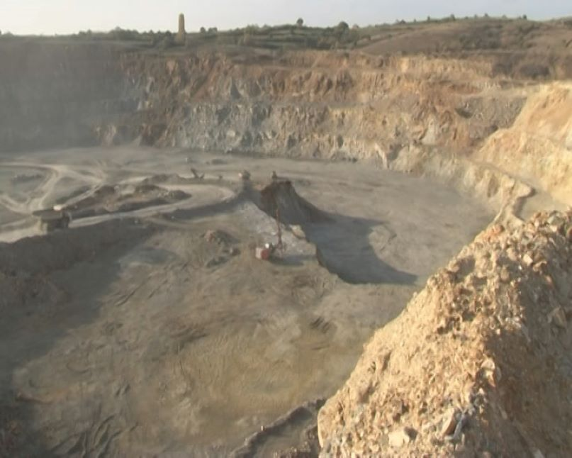 Two climbers killed in an accident in the Bucim copper mine