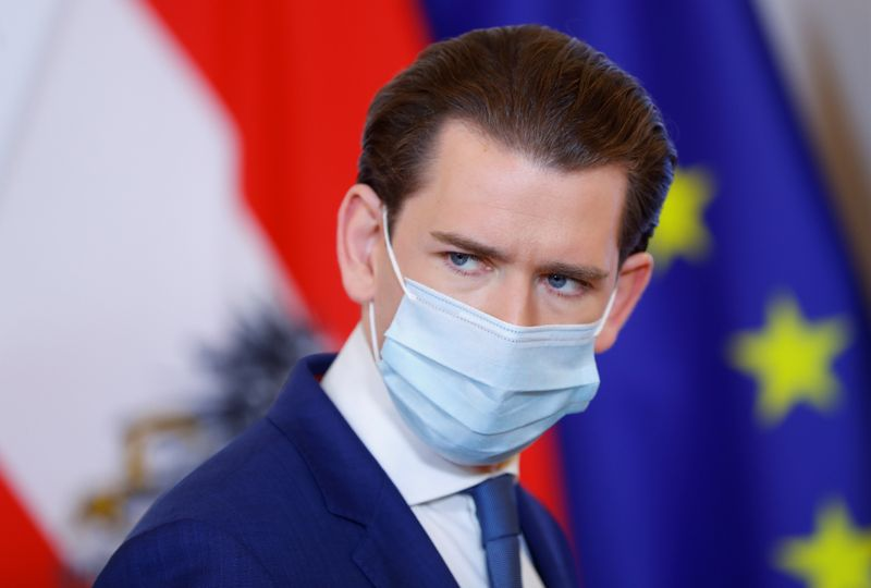 Kurz calls for faster integration of the Western Balkans