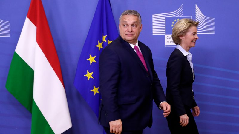 Orban: Brussels is not the solution today, they are the problem